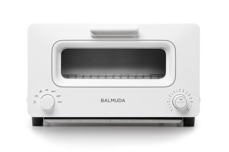 BALMUDA Toaster Oven Kettle Minimalist Cooking Kitchen Home Appliances