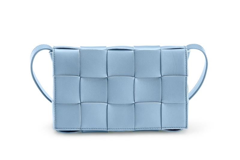 Bottega Veneta Spring/Summer 2020 Bags Collection Pouch Lace Bag Green Purple Blue Orange