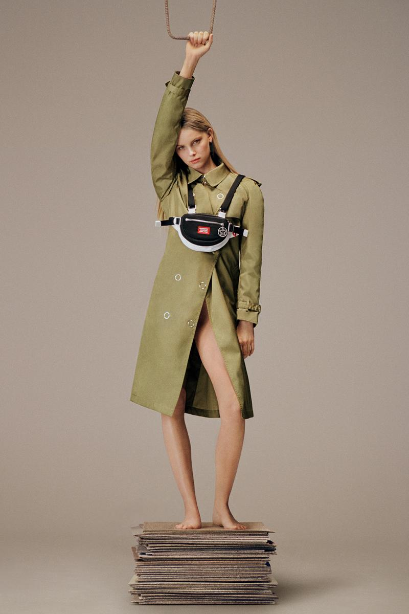 Burberry Reburberry Edit Collection Sustainability Earth Day Spring Summer 2020