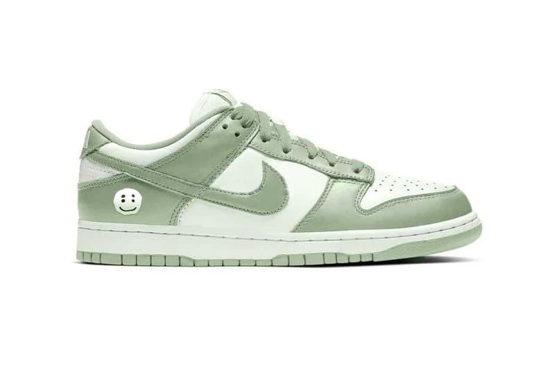 Cactus Plant Flea Market x Nike Dunk Low Release Date Blue Green Pastel Sneaker Collaboration