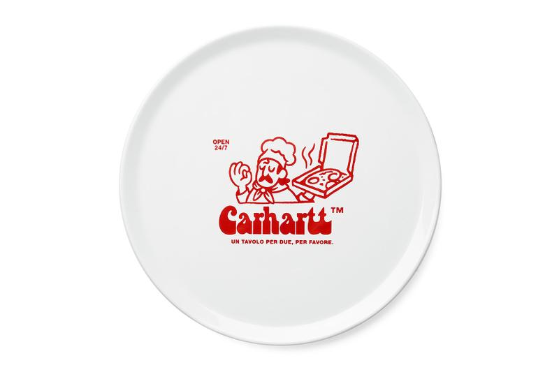 Carhartt WIP Home Gadgets Speakers Pizza Plates Cups Sticky Notes Apron Garden Boules