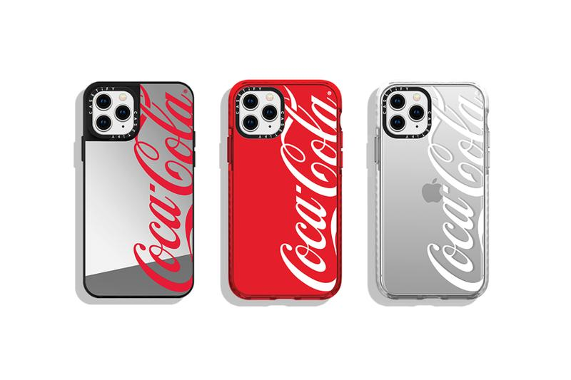 casetify coca cola collaboration phone cases apple iphone airpods pro watch tech
