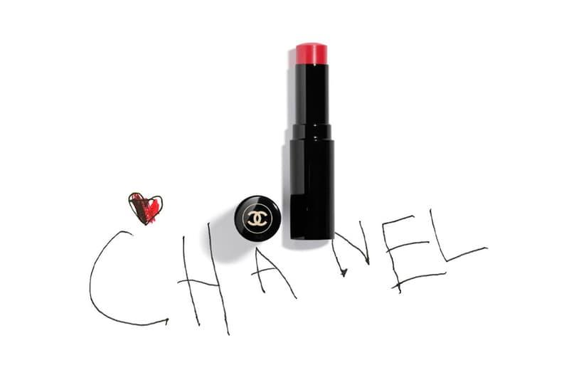 Chanel Les Beiges Lipstick Online Store Pop-Up Beauty