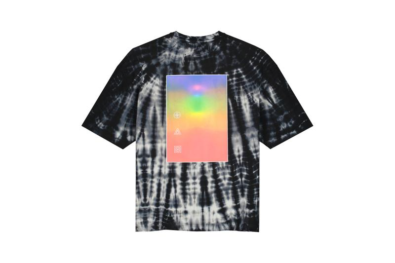 Daily Paper Spring/Summer 2020 Tie Dye Collection Black White Print Pattern Release
