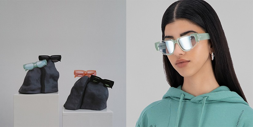 Daniëlle Cathari Launches Her First Eyewear Range in Collaboration with RETROSUPERFUTURE