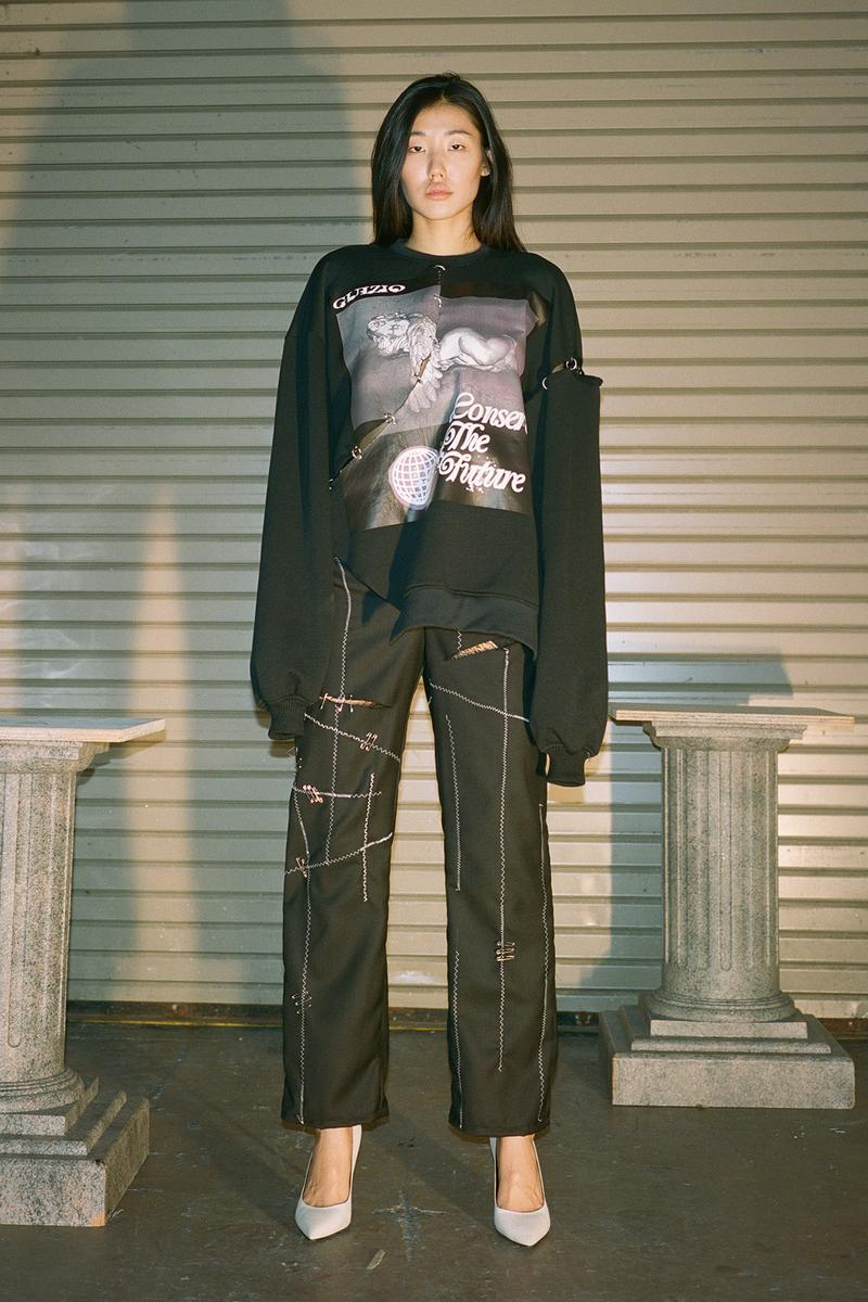 Danielle Guizio Spring/Summer 2020 Collection Lookbook Sweatshirt Pants