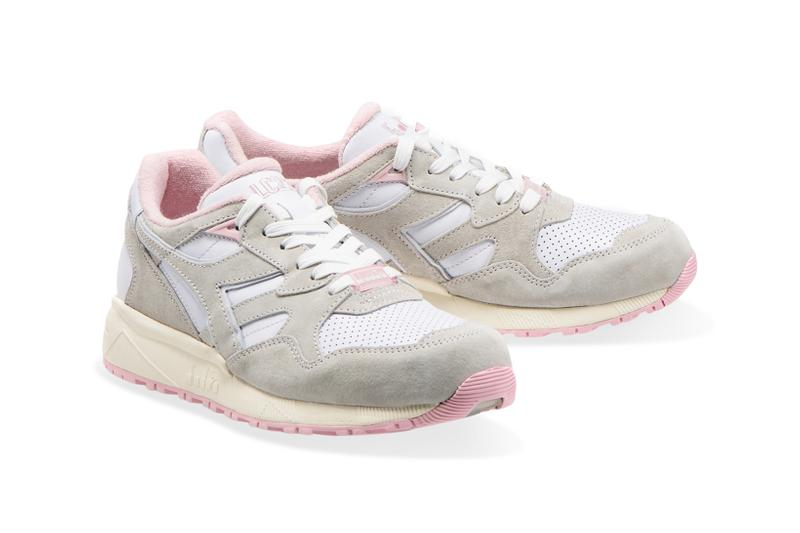 Diadora N9002 Pink Panther Sneakers Collaboration LC23