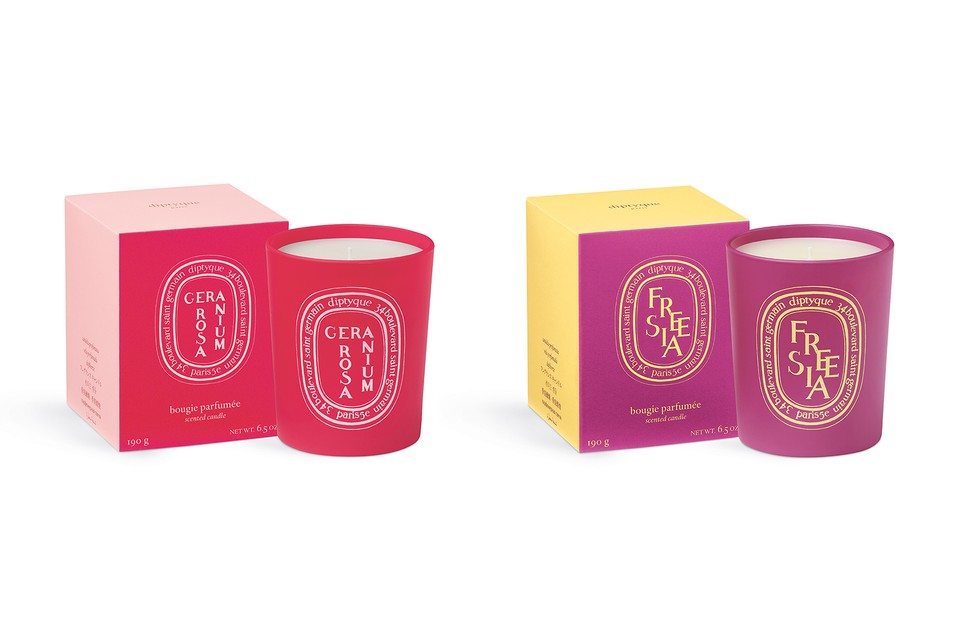 "diptyque Mothers Day ""Coloring Spring"" Candles  HYPEBAE"