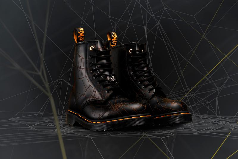 Dr. Martens Yohji Yamamoto Collaboration Boots 1460 Remastered 60th Anniversary Collection