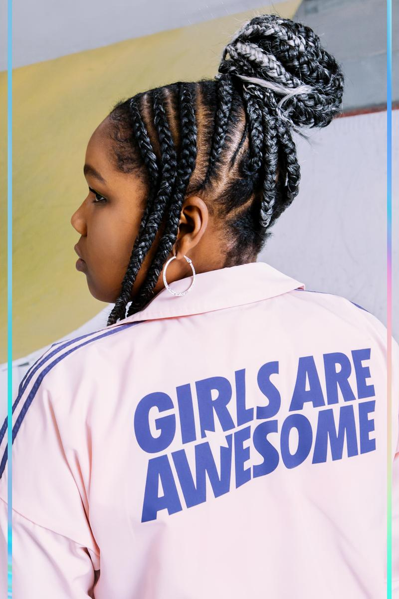 Girls Are Awesome x adidas Originals Capsule Collection