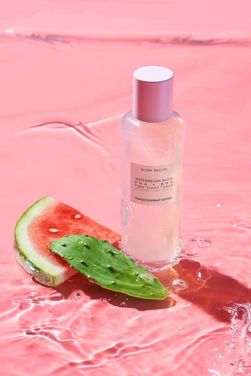 Glow Recipe Watermelon Glow PHA+BHA Pore-Tight Toner Skincare K-beauty
