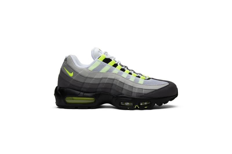 "Air Max 95 OG ""Neon"" 2015 sneakers"