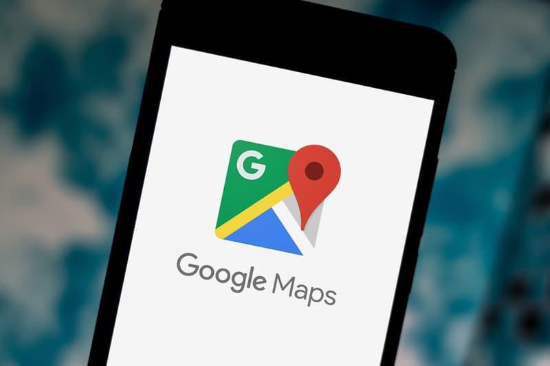 Google Maps App Logo Phone