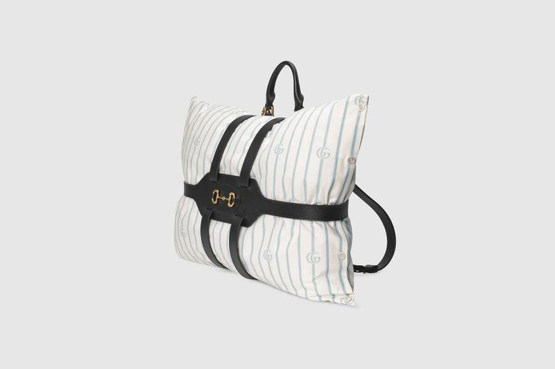 Gucci Pillow Leather Holder Strap Case $3,000 USD Luxury Accessory