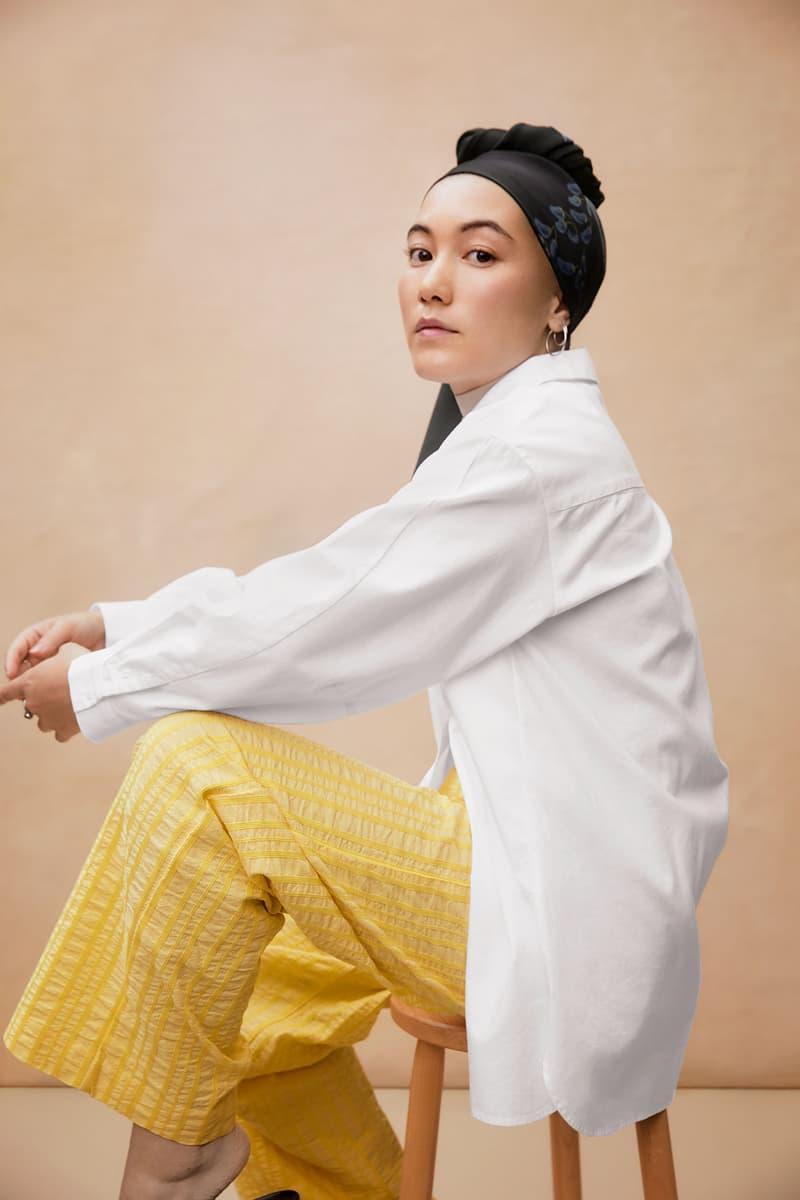 Hana Tajima x UNIQLO Collection Collaboration Campaign