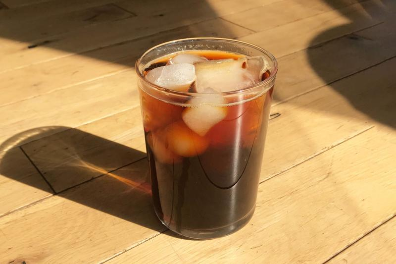 How To Make Cold Brew Coffee Easy At Home Iced Beverage Step-by-Step