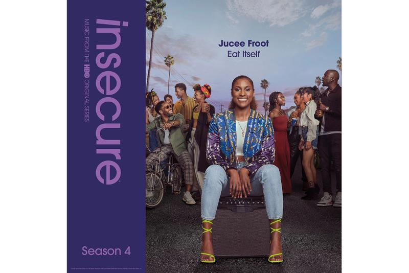 jucee froot eat itself single track hbo insecure season 4 soundtrack issa rae