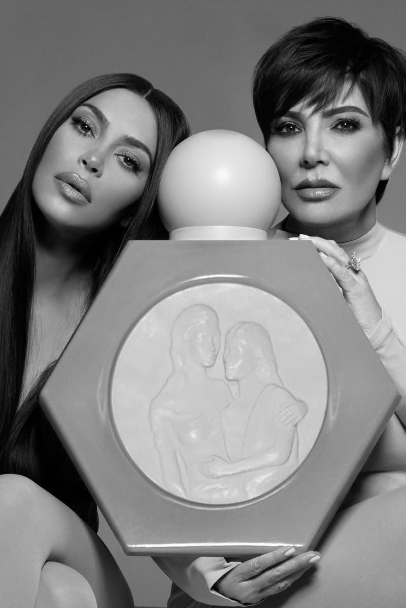 KKW Fragrance Kim Kardashian Kris Jenner Collaboration Perfume