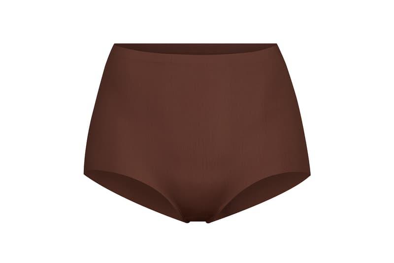 kim kardashian skims smooth essentials collection underwear shapewear tank top thong brief