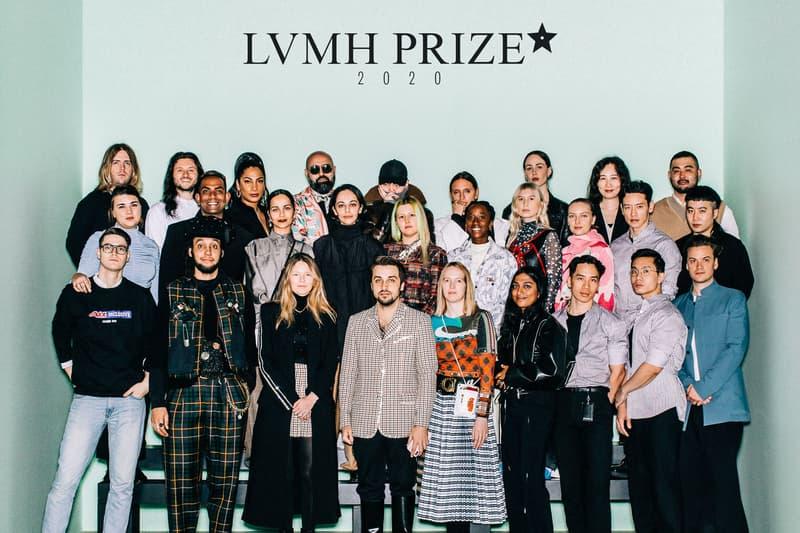 LVMH Prize 2020 Shortlisted Designers
