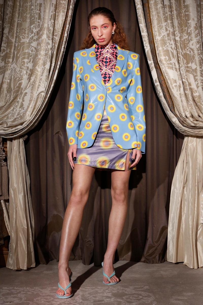 Maisie Wilen Pre-Fall 2020 Collection Lookbook Blazer Top