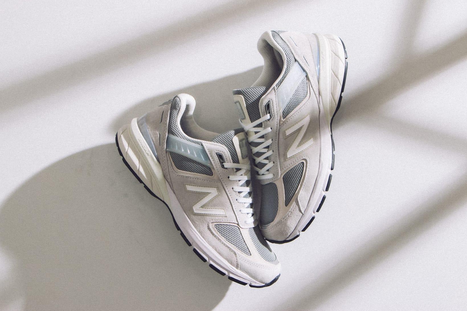 New Balance M990NA5 Sneakers Grey/White
