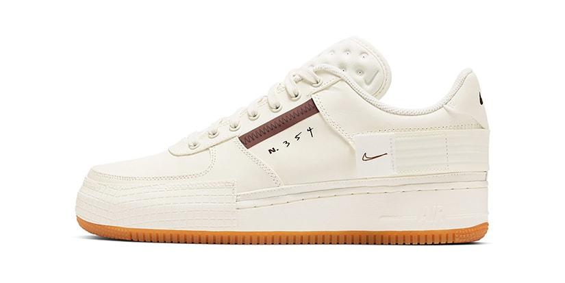 Interactuar Vacunar Mecánica  Nike Air Force 1 Type Brown/Cream White Release   HYPEBAE