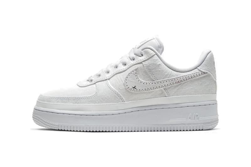 """Nike Air Force 1 """"Reveal"""" Layered DIY Sneaker"""