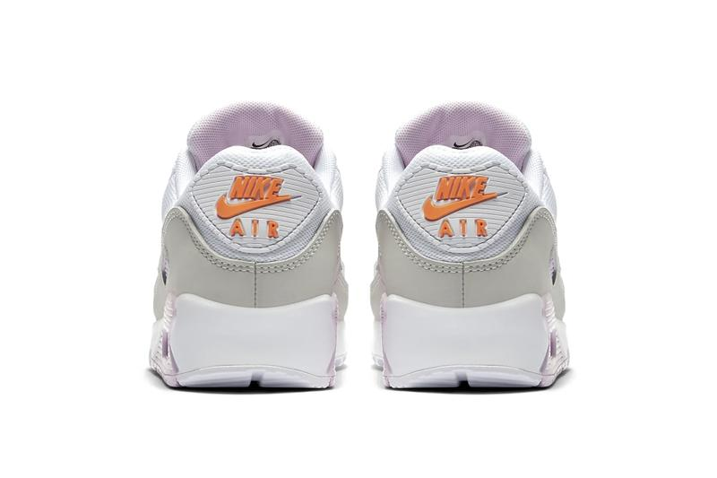 Nike Air Max 90 Pastel Purple/Pink Sneaker Shoe Sole Beige Spring Summer Release