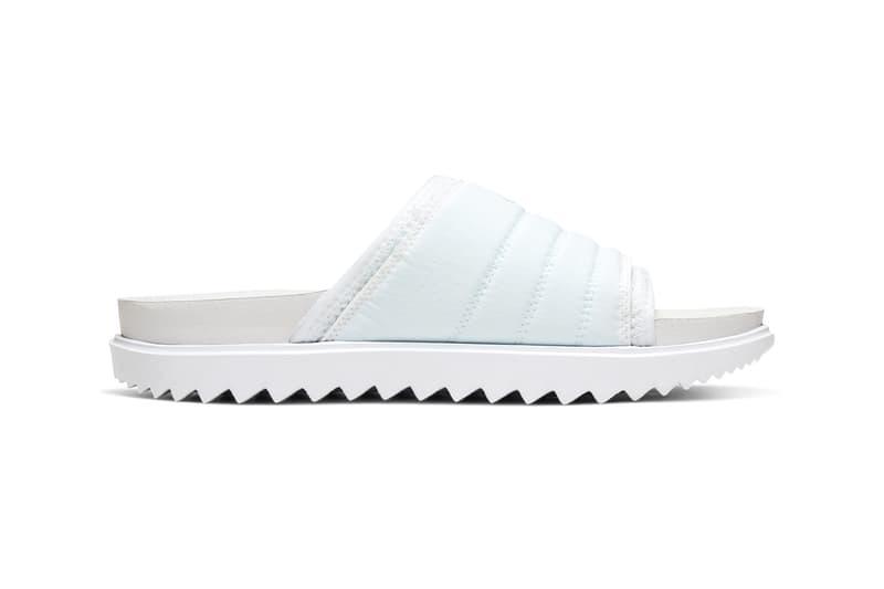 Nike Asuna Slide Slipper Sandal White Photon Dust