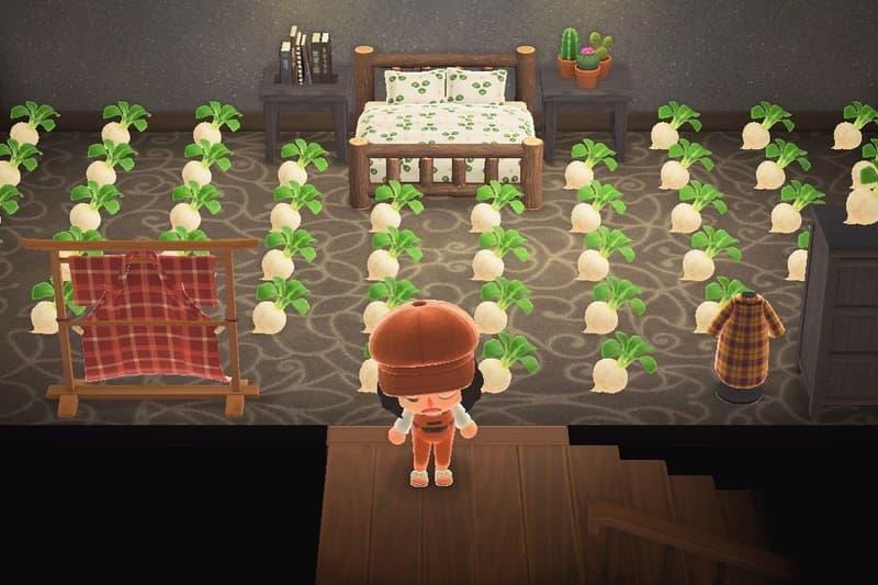 Animal Crossing New Horizons Nintendo Switch Video Game Turnips Stalk Market