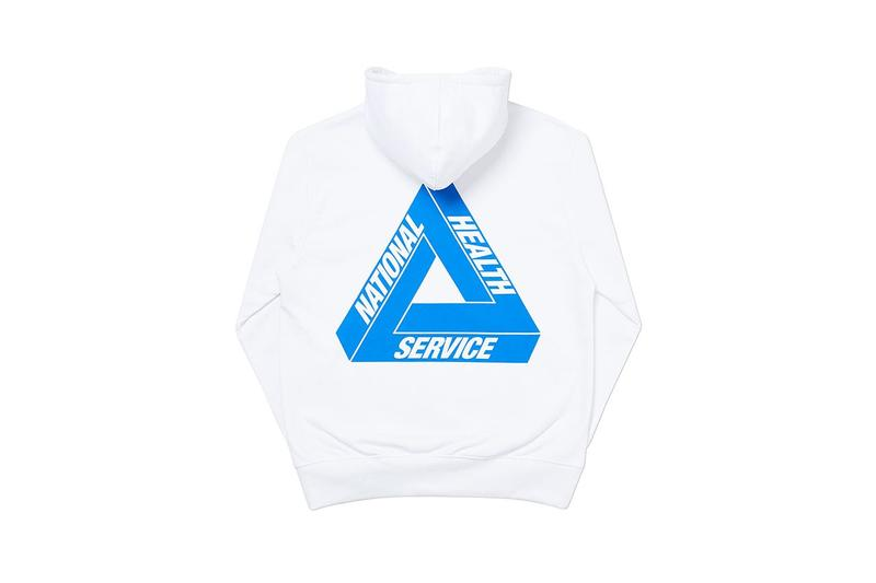 Palace NHS Charity Capsule Collection Release National Health Service Coronavirus Pandemic