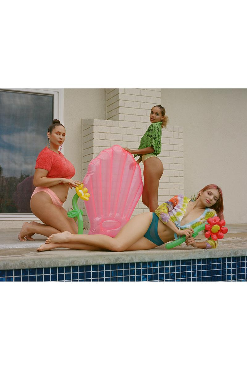 Parade Underwear Dreaming of Summer Collection Campaign