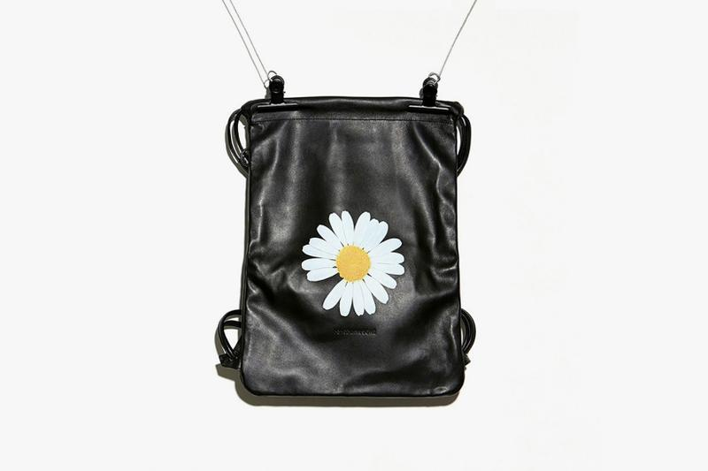 peaceminusone g dragon spring summer accessories collection jewelry bracelet backpack daisy