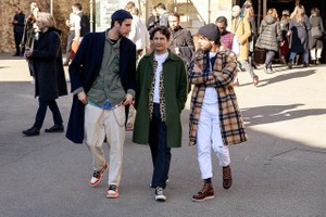 Picture of Pitti Uomo Postponed Until September Due to Coronavirus