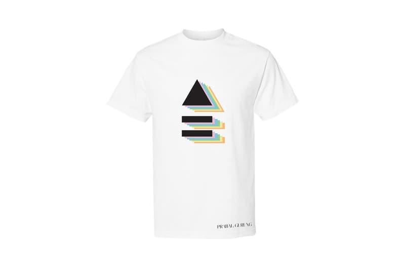 Prabal Gurung Coronavirus COVID-19 Merchandise T-Shirt Hat Relief All Americans