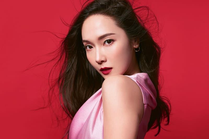 Jessica Jung Revlon Global Brand Ambassador Portrait