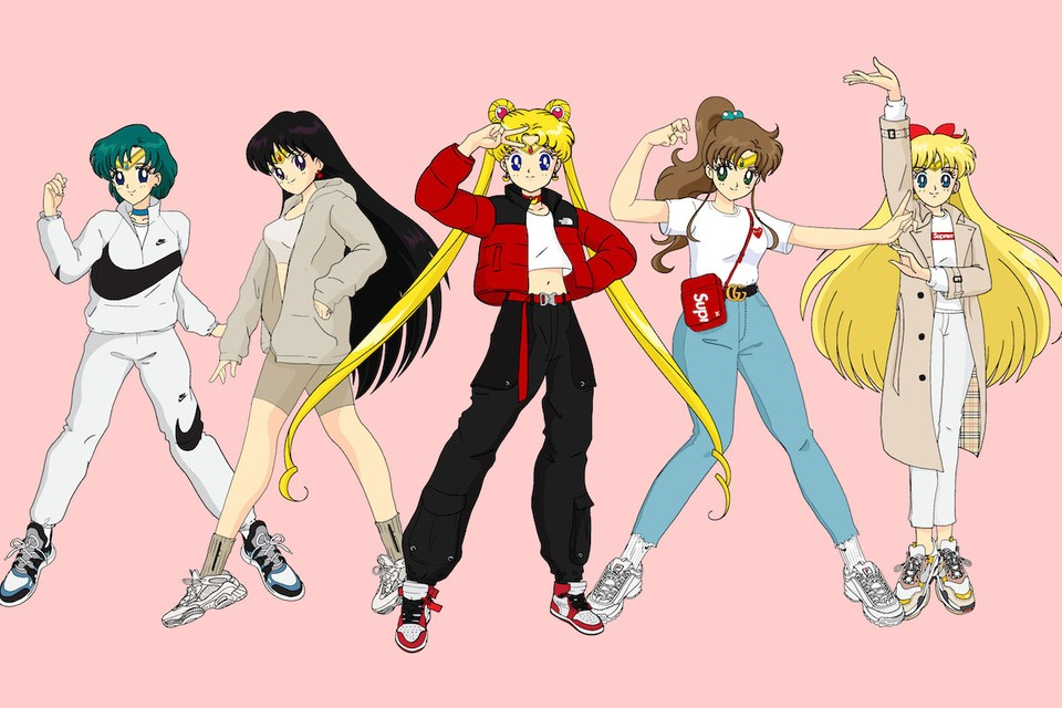 Watch Over 100 Episodes Of Sailor Moon For Free Hypebae