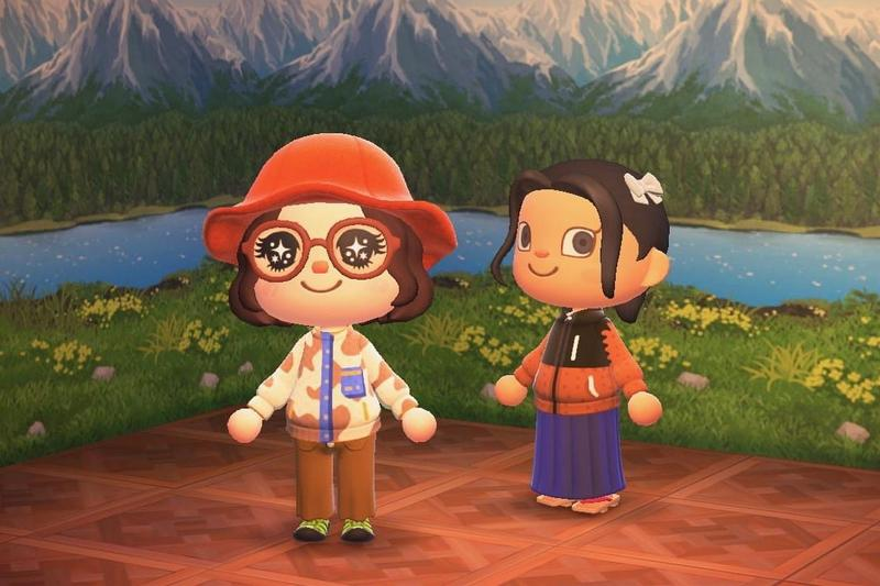 Sandy Liang Animal Crossing Clothes