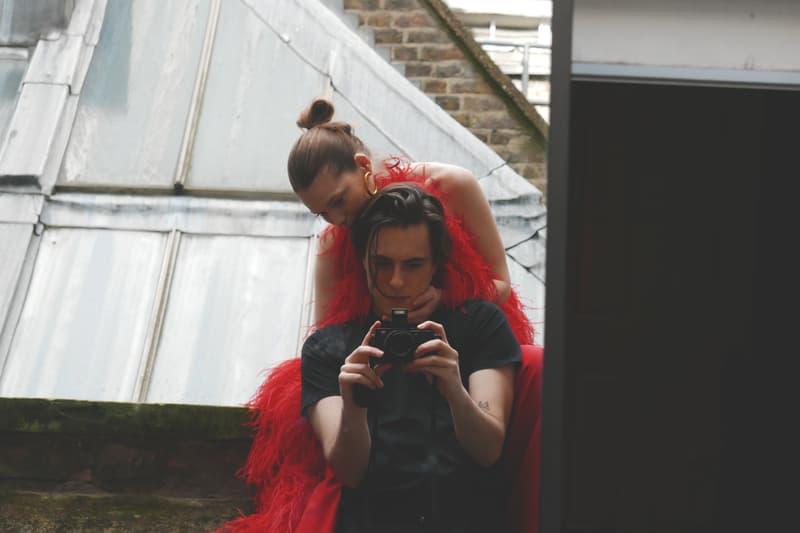Selfridges 'Creativity is not cancelled' Initiative 16Arlington Craig Green Collaboration