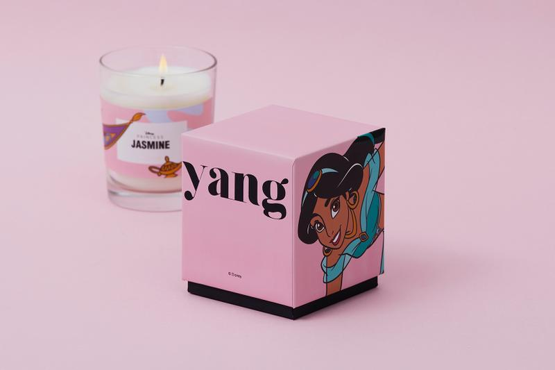 Soohyang Disney Princess Candle Collection Jasmine