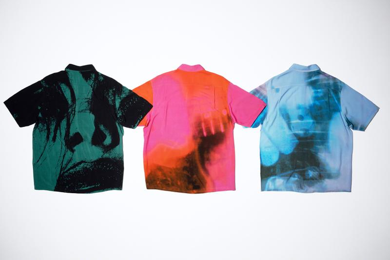 supreme my bloody valentine collaboration hoodies jackets outerwear t shirts