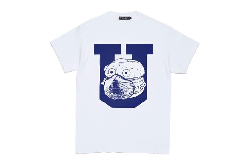 UNDERCOVER Social Distancing T-shirts Capsule Collection COVID-19 Coronavirus Jun Takahashi