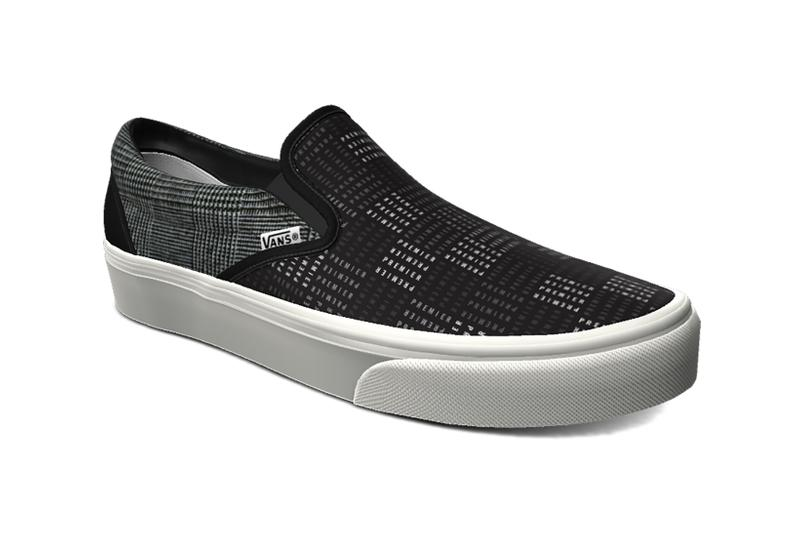 vans foot the bill custom program era slip on sneakers coronavirus covid19 pandemic outbreak