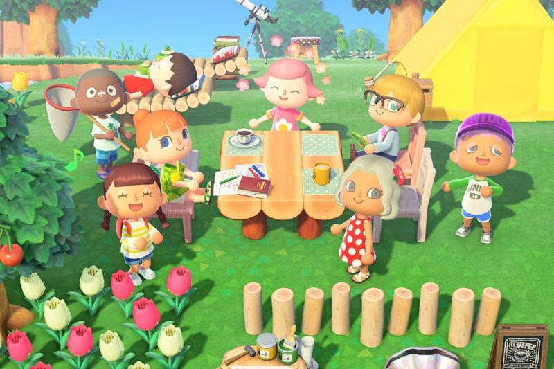Animal Crossing Nintendo Switch Video Game Characters