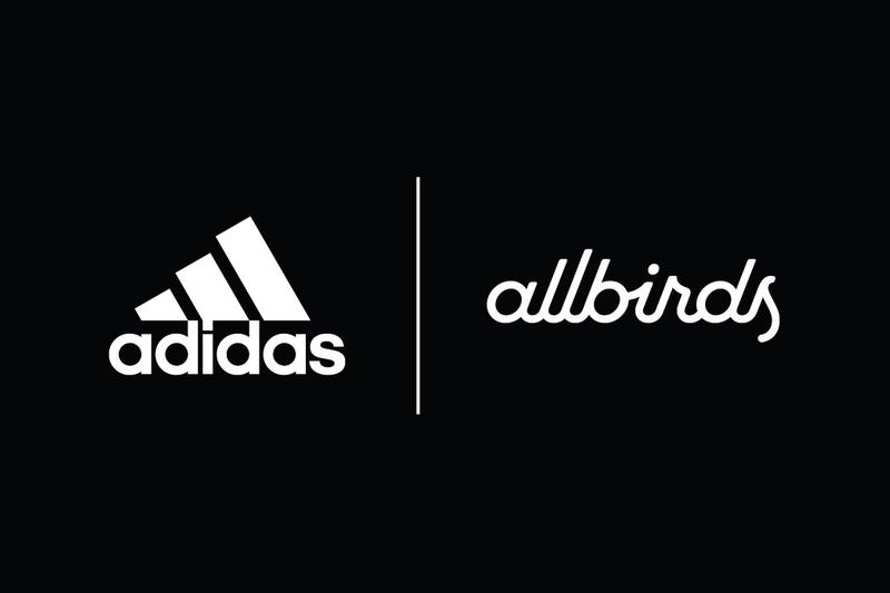 adidas Allbirds Partnership Collaboration Shoe Logo Branding