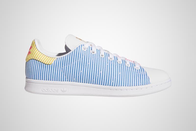adidas originals stan smith carerra low pride month sneakers lgbtq pastel blue pink white shoes sneakerhead footwear