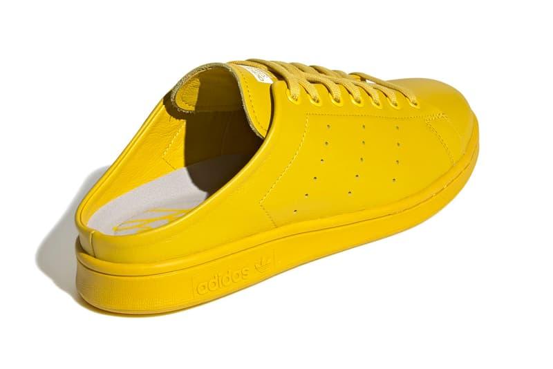 adidas Stan Smith Slip-On Mule Tribe Yellow