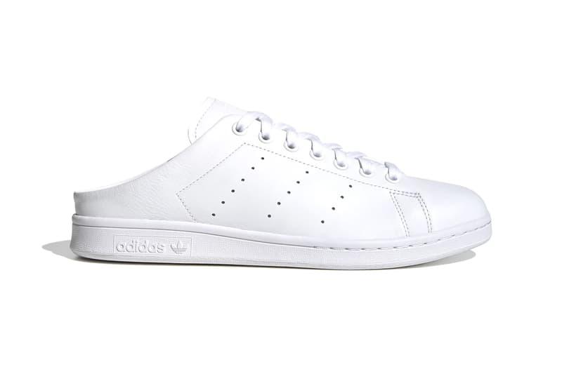 adidas Stan Smith Slip-On Mule Cloud White