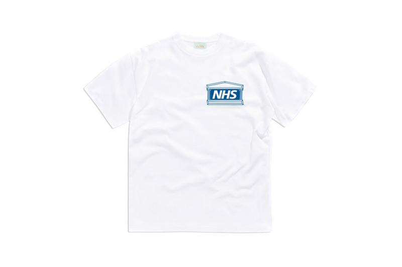 Aries NHS T-Shirt The Care Worker's Charity